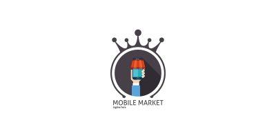 Mobile Market Logo