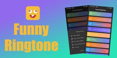 Funny Ringtones -  Android App Source Code