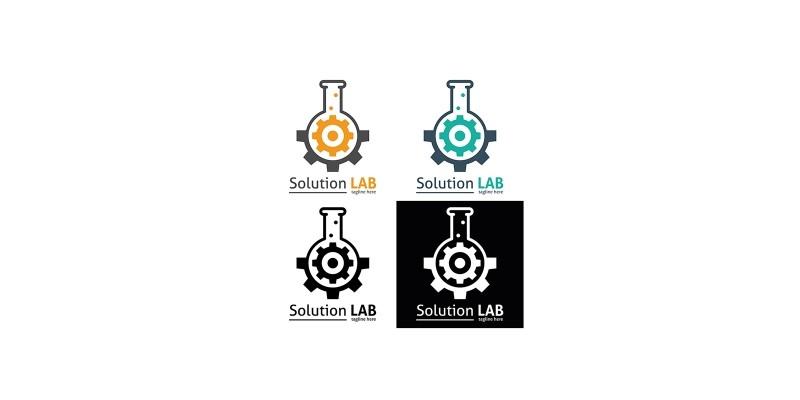 Solution Lab Logo