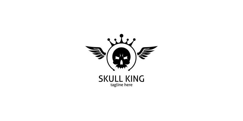 Skull King Logo