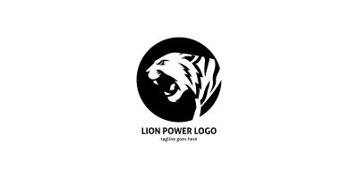 Lion Power Pro Logo