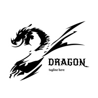 Dragon Fire Logo