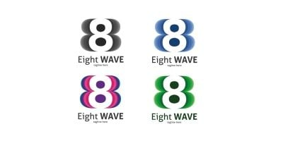Eight Wave Logo
