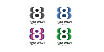 Eight Wave Logo