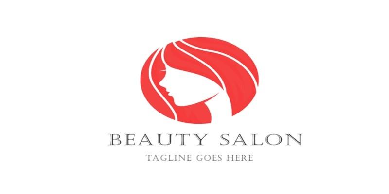 Hair Care Shop Logo
