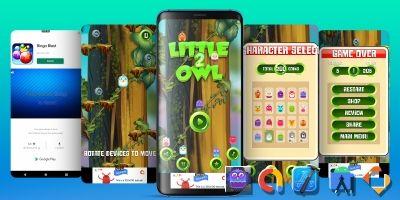 Little Owl 2 - Buildbox Template