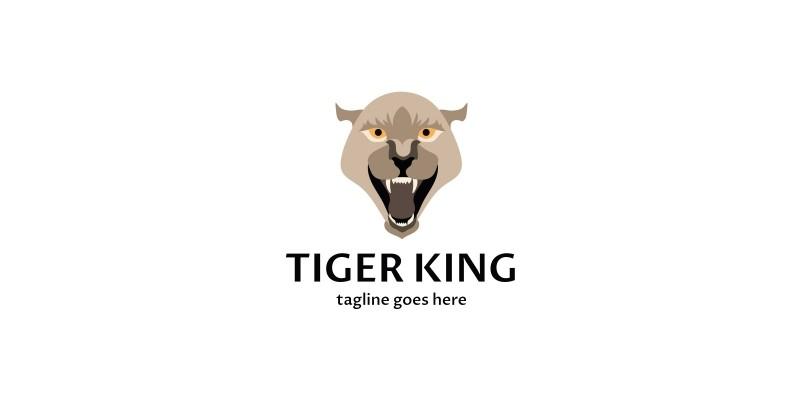 Tiger King Logo