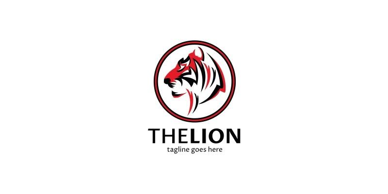 The Pro Lion Logo