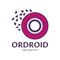 Ordroid Letter O Logo