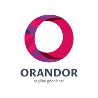 Orandor Letter O Logo