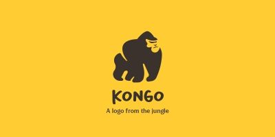 Kongo Gorilla Logo