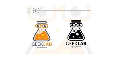 Geek Lab Logo