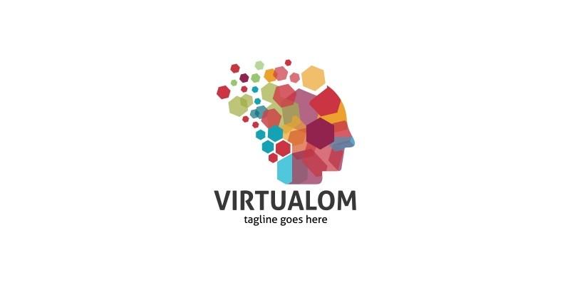 Virtualom Logo