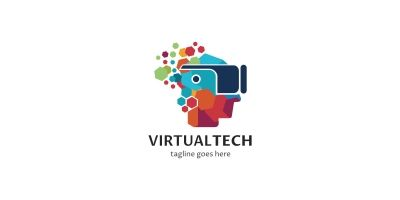 Virtual Tech Logo