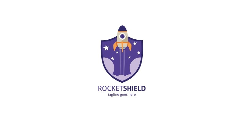 Rocket Shield Logo
