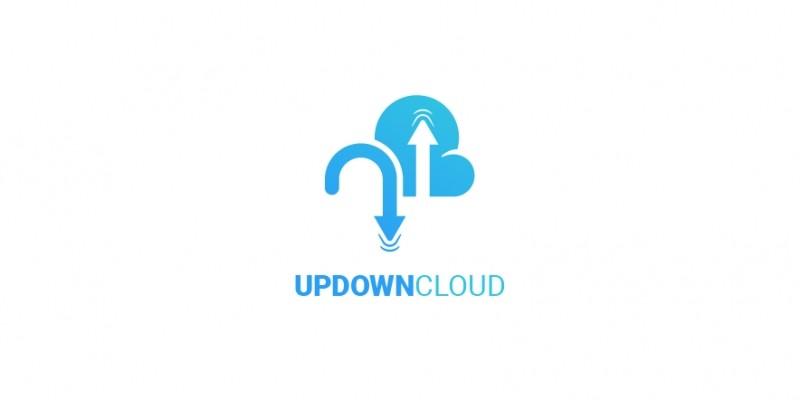 Updown Cloud Logo