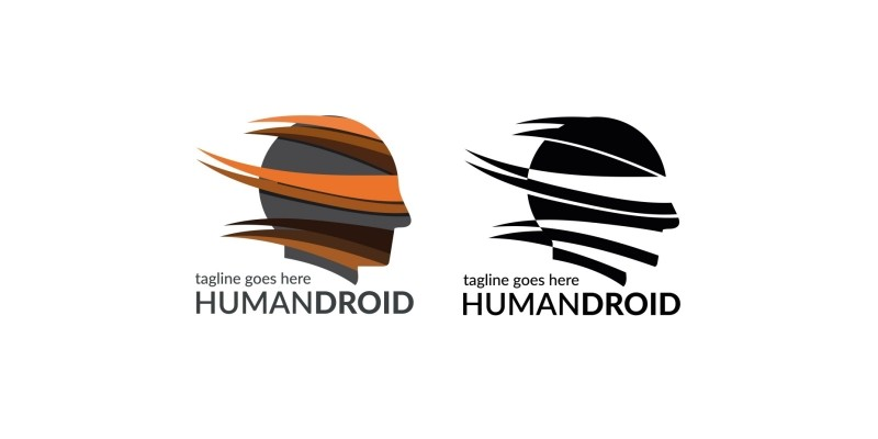 Human Droid Logo