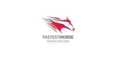 Fastest Horse Logo