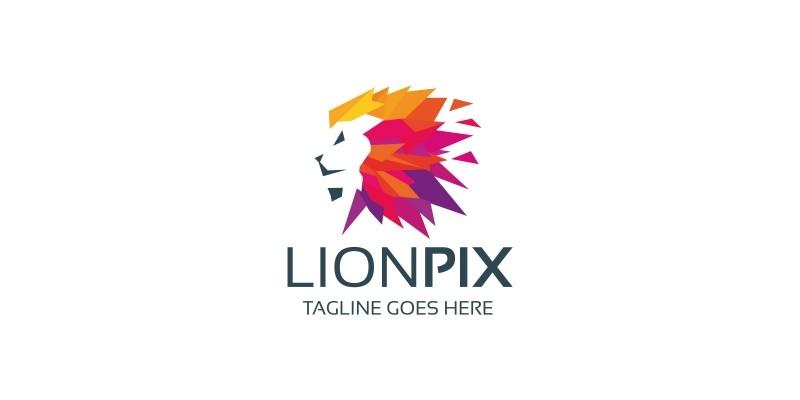 Valiant Lion Logo