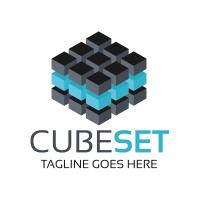 Cube Set Logo