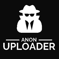 AnonUpload - Anonymous Upload Website