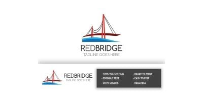 Red Bridge Logo
