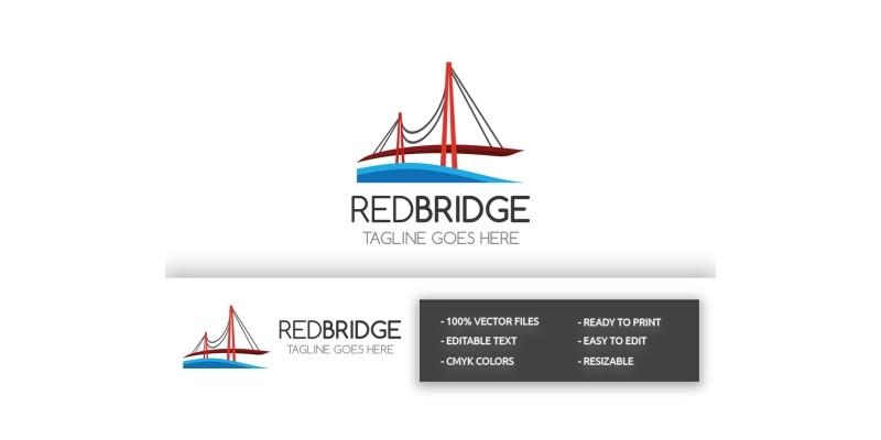 Red Bridge Logo