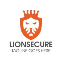 Lion Secure Logo