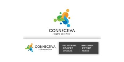 Connectiva Logo