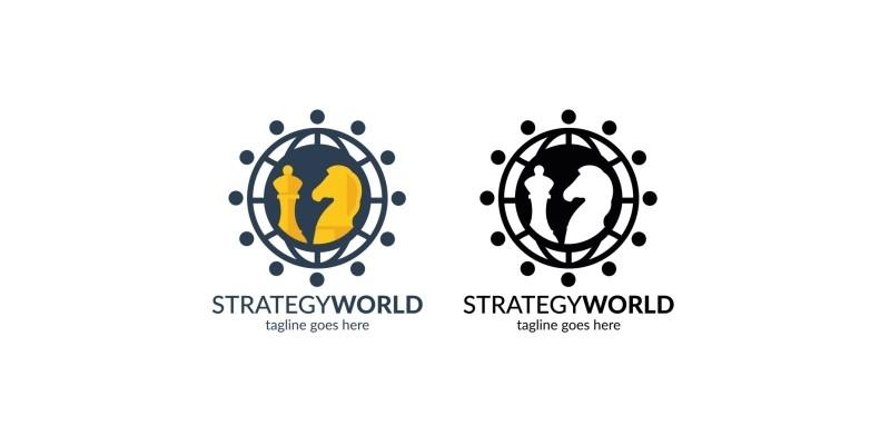 Strategy World Logo