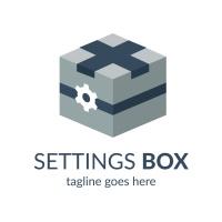 Settings Box Logo