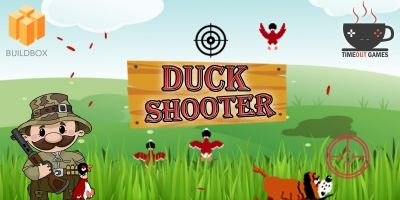 Duck Shooter - Full Buildbox Game