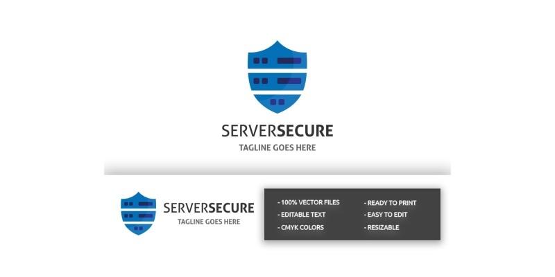 Server Secure Logo