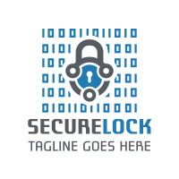 Secure Lock Logo