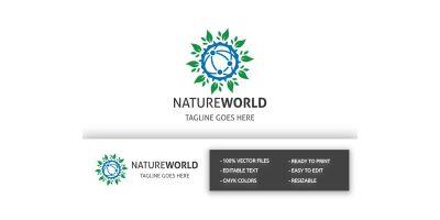 Nature World Logo