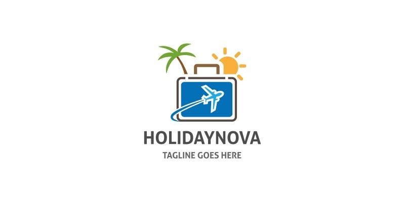 Holidaynova Logo