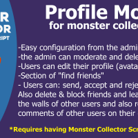 Profile Module For Monster Collector Script