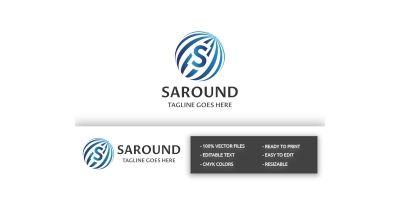 Saround Letter S Logo