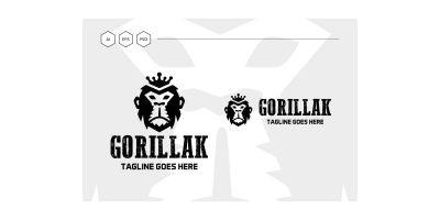 Gorillak Logo