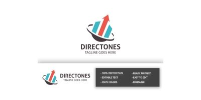 Directones Logo