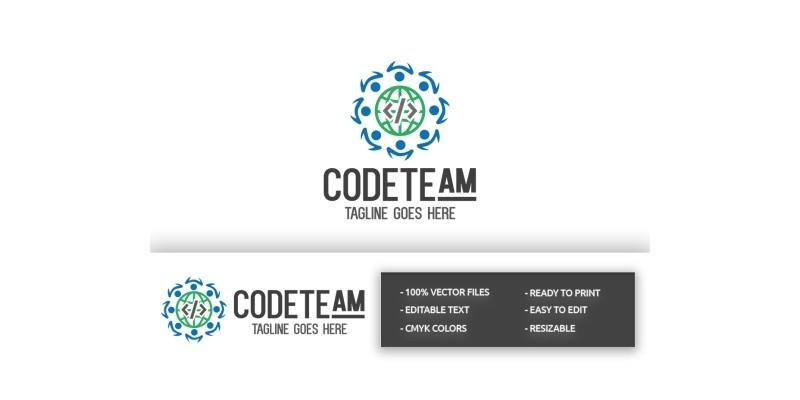 Code Team Pro Logo