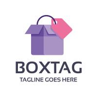 Box Tag Logo