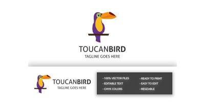 Toucan Bird Logo