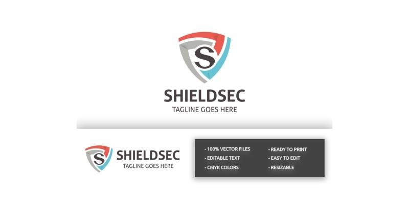 ShieldSec Letter S Logo