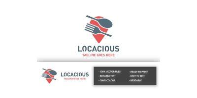 Locacious Logo