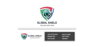 Global Shield Pro Logo