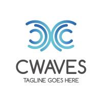 Cwaves Letter C Logo