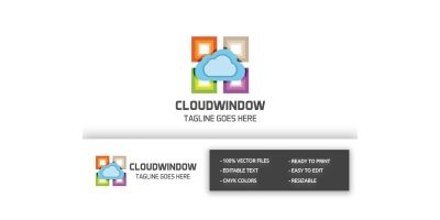 Cloud Window Logo
