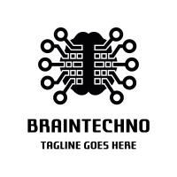 Brain Techno Logo