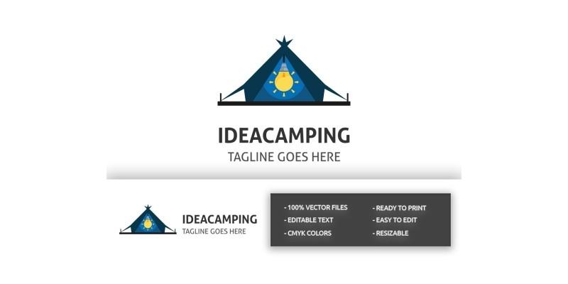 Idea Camping Logo